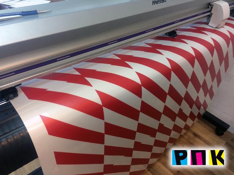 Печать на светоотражающей (световозвращающей) пленке, светоотражающие ленты